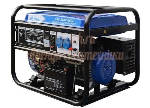 Генератор TSS 6 кВт